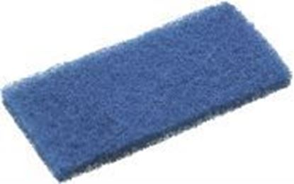 Picture of SCRUB PAD (EAGER BEAVER MEDIUM DUTY) (BLUE)