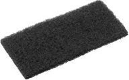 Picture of SCRUB PAD (EAGER BEAVER HEAVY DUTY) (BLACK)