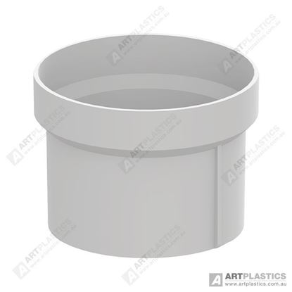 Picture of GRATE ADAPTOR PVC 80MM