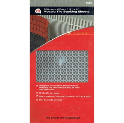 Picture of TILING MOSAIC SPACERS (10PCS)